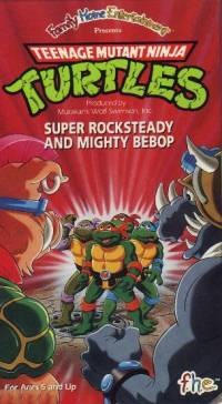 Super Rocksteady and Mighty Bebop (home media release)