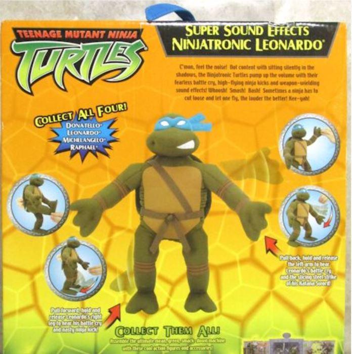 Ninjatronic Leonardo (2004 action figure)