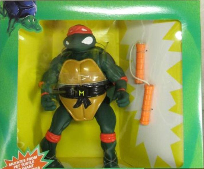 Giant Mutatin' Mike (1993 action figure)