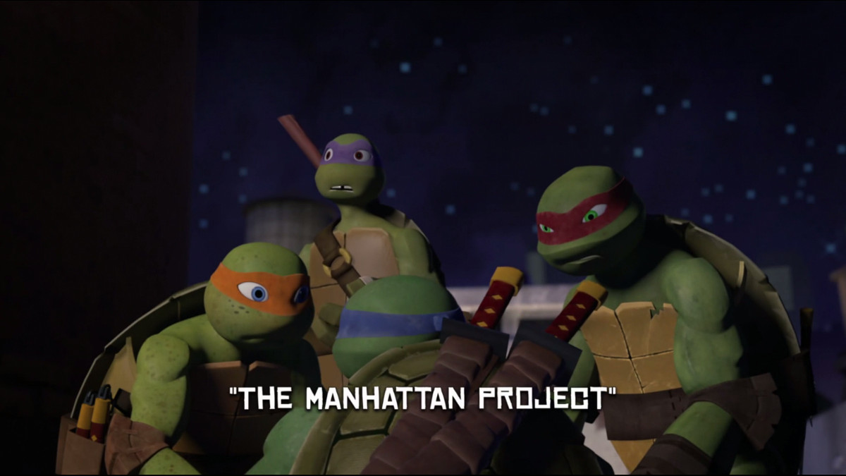 The Manhattan Project, Part 1
