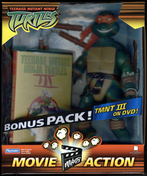 Movie Action Mike (2006 action figure)