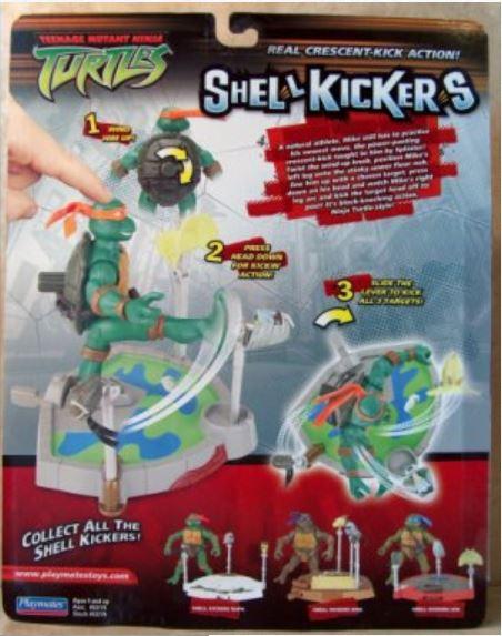 Shell Kickers Mike