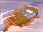 Shredder Using the Turtlecom