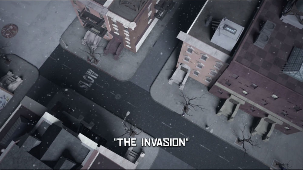 The Invasion, Part 1