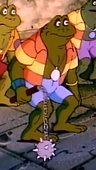 Attila the Frog (1987 TV series)