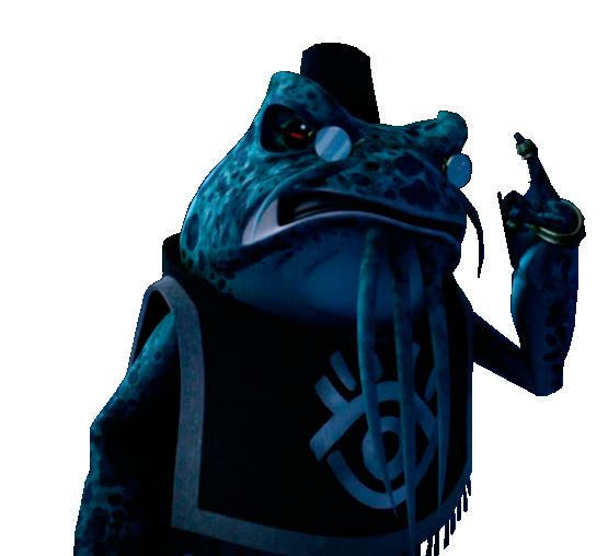 Rasputin the Mad Frog (2012 TV series)
