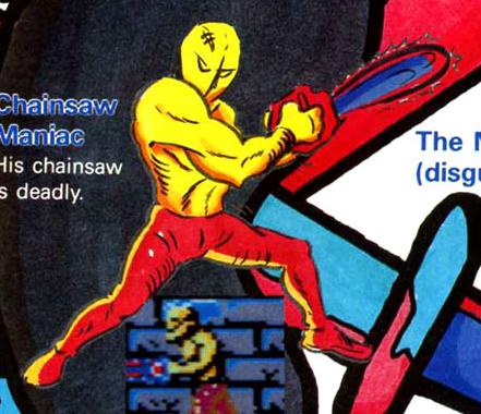 Chainsaw Maniac