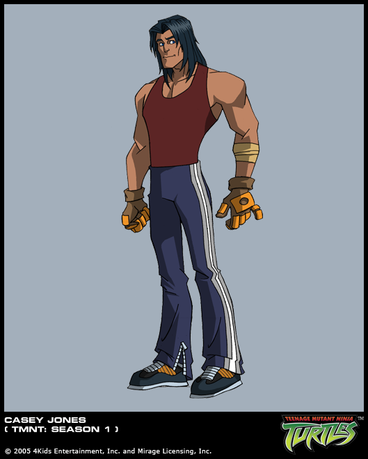 Arnold Casey Jones Jr. (2003 TV Series)