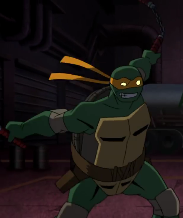 Michelangelo (Batman vs. TMNT)