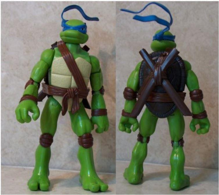 Leonardo (2007 action figure)