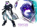 Alopex (IDW)/Gallery
