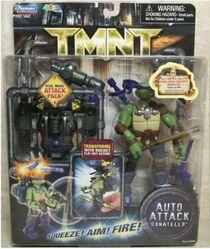 Auto-Attack-Donatello-2007