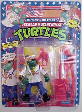 Midshipman Mike (1991 action figure)