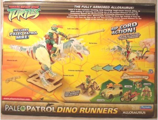 Paleo Patrol Dino Runners Allosaurus