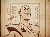 Oroku Saki (Rise of the TMNT)/Gallery