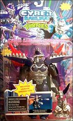 Shredder 1994 Cyber Samurai figure