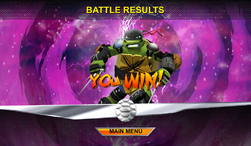 Armored raph wins