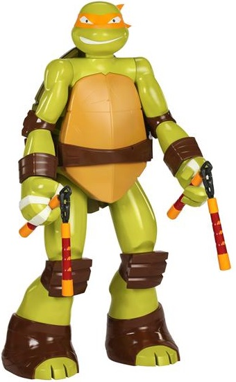 Colossal Michelangelo (2014 action figure)
