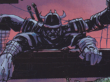 Four-Armed Mutant Foot Ninja