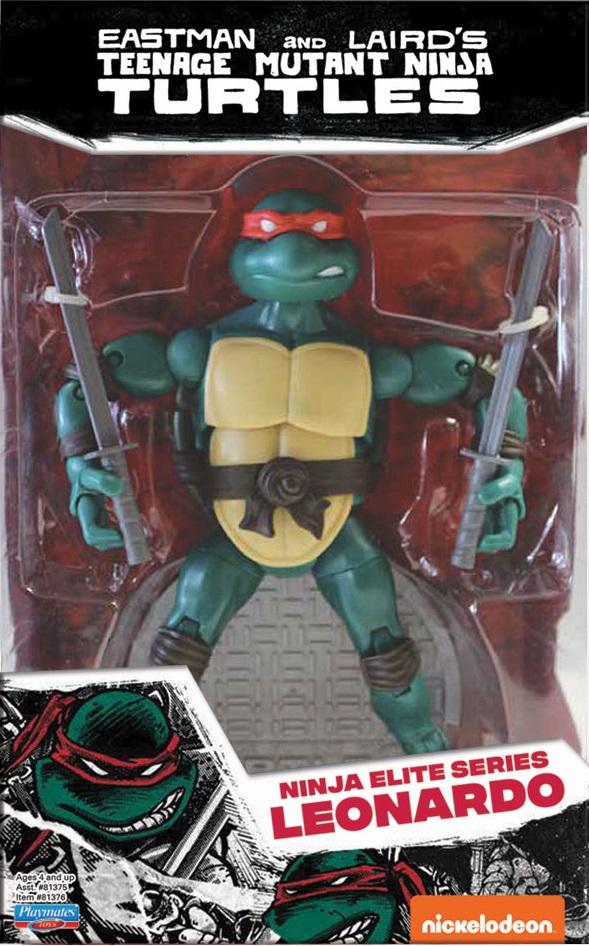 Ninja Elite Series Leonardo (2020 action figure)