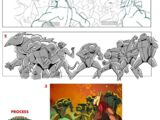 Draxum (Rise of the TMNT)/Gallery