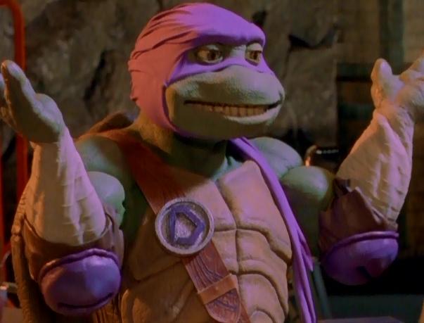 Donatello (The Next Mutation)