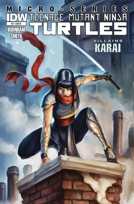 Oroku Karai (IDW)