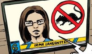 Irma Langenstein (IDW)