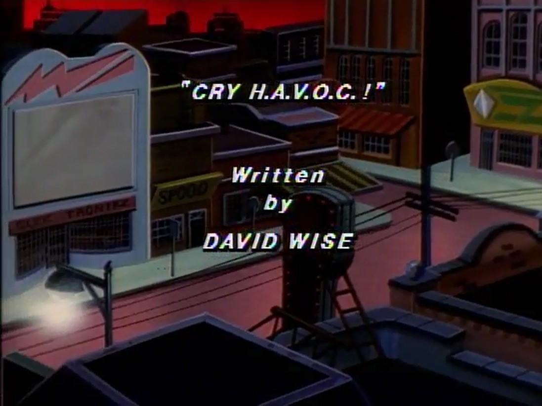 Cry H.A.V.O.C.!