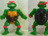 Breakfightin' Raphael (1989 action figure)