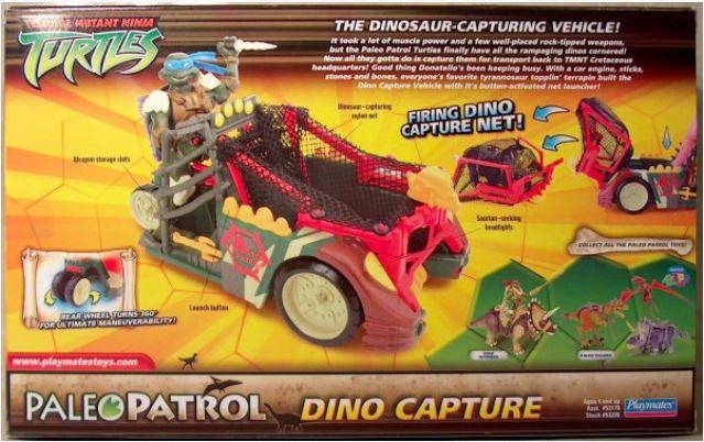 Paleo Patrol Dino Capture