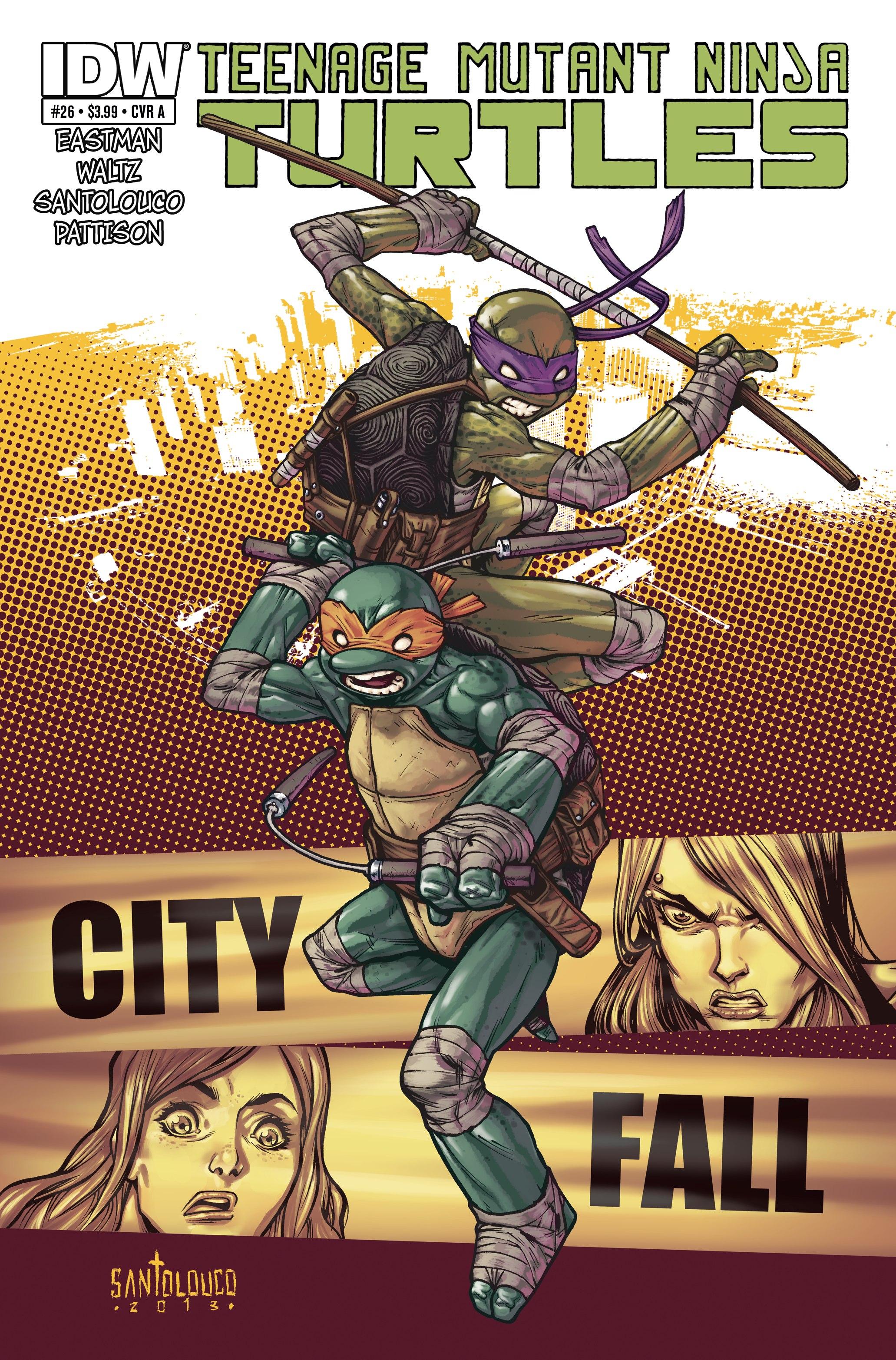 City Fall, part 5