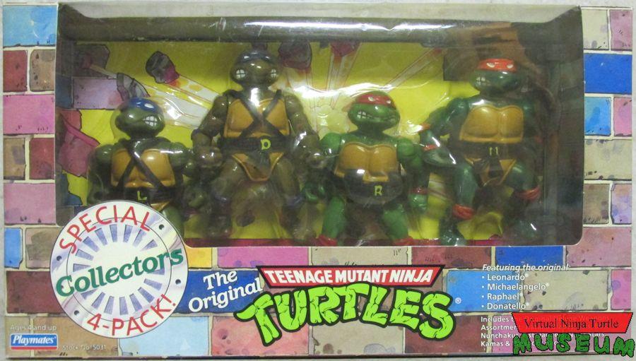 The Original Teenage Mutant Ninja Turtles (1992 action figure)