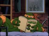 Teenage Mutant Ninja Turtles (Jerry Spiegel comic)