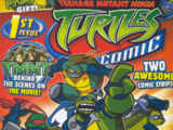 Teenage Mutant Ninja Turtles Comic