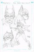 VRPv2 Batgirl