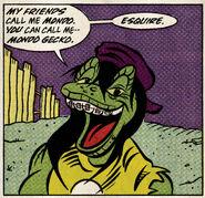 Mondo Gecko Esquire