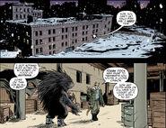 Mutanimals HQ in Mutant Town