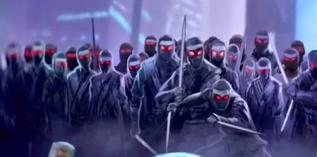 Foot Ninja (Injustice)