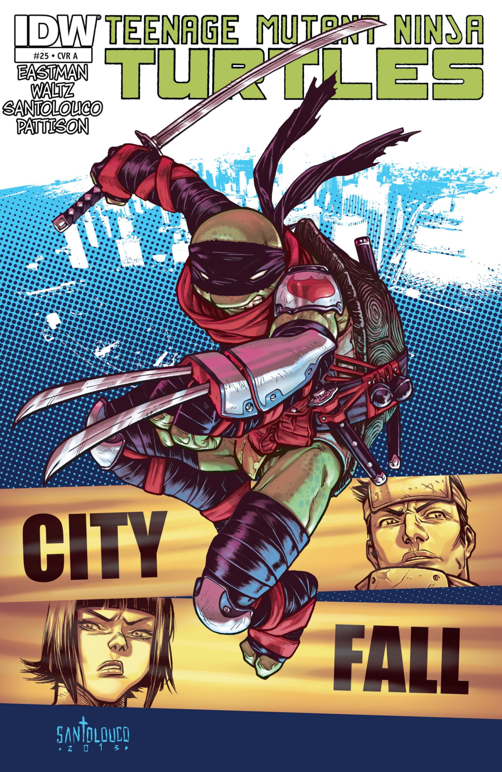 City Fall, part 4