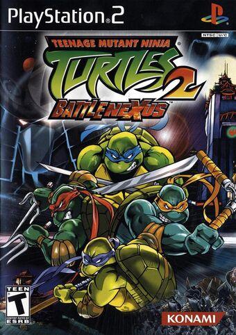 teenage mutant ninja turtles 2 battle nexus game boy advance