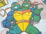 Michelangelo/Raphael Fusion