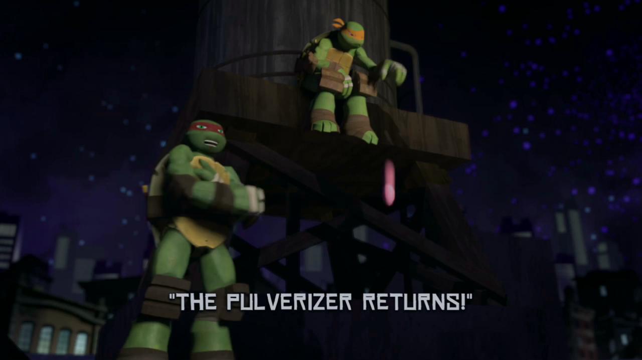 The Pulverizer Returns!