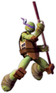2012 Donatello clean character image