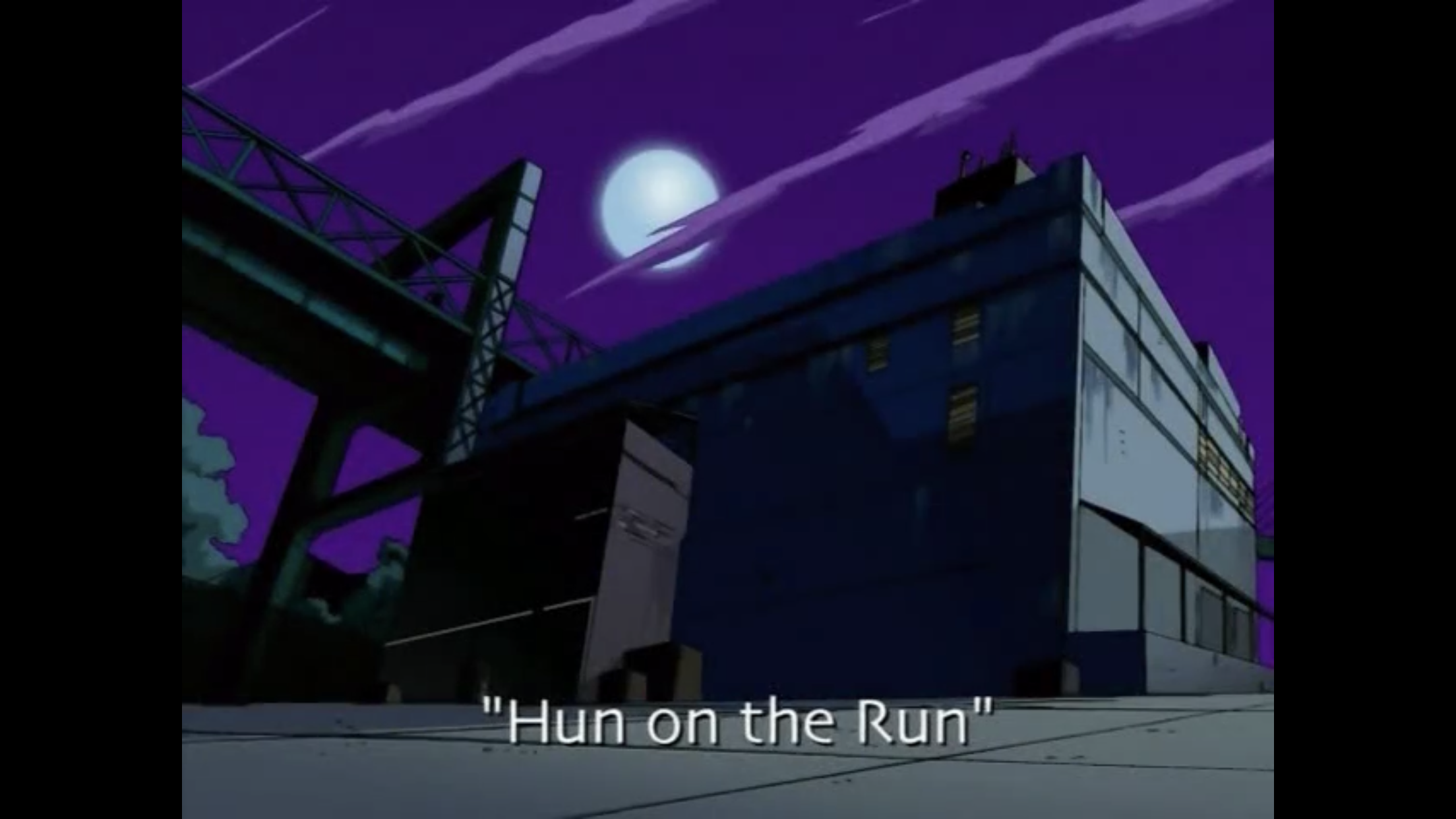 Hun on the Run