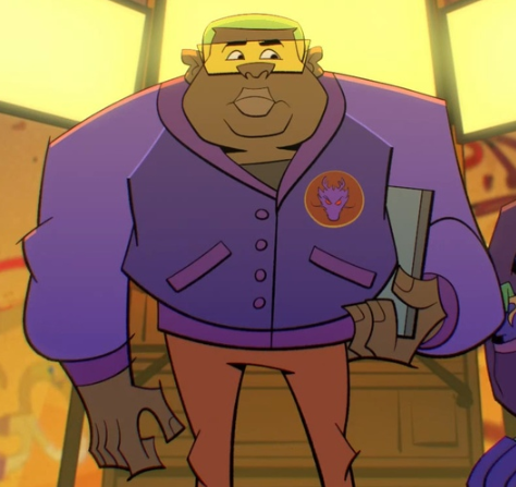 Jeremy (Rise of the TMNT)