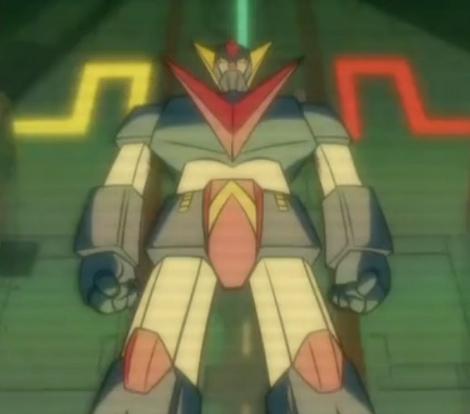 Mighty Super Robo Mecha