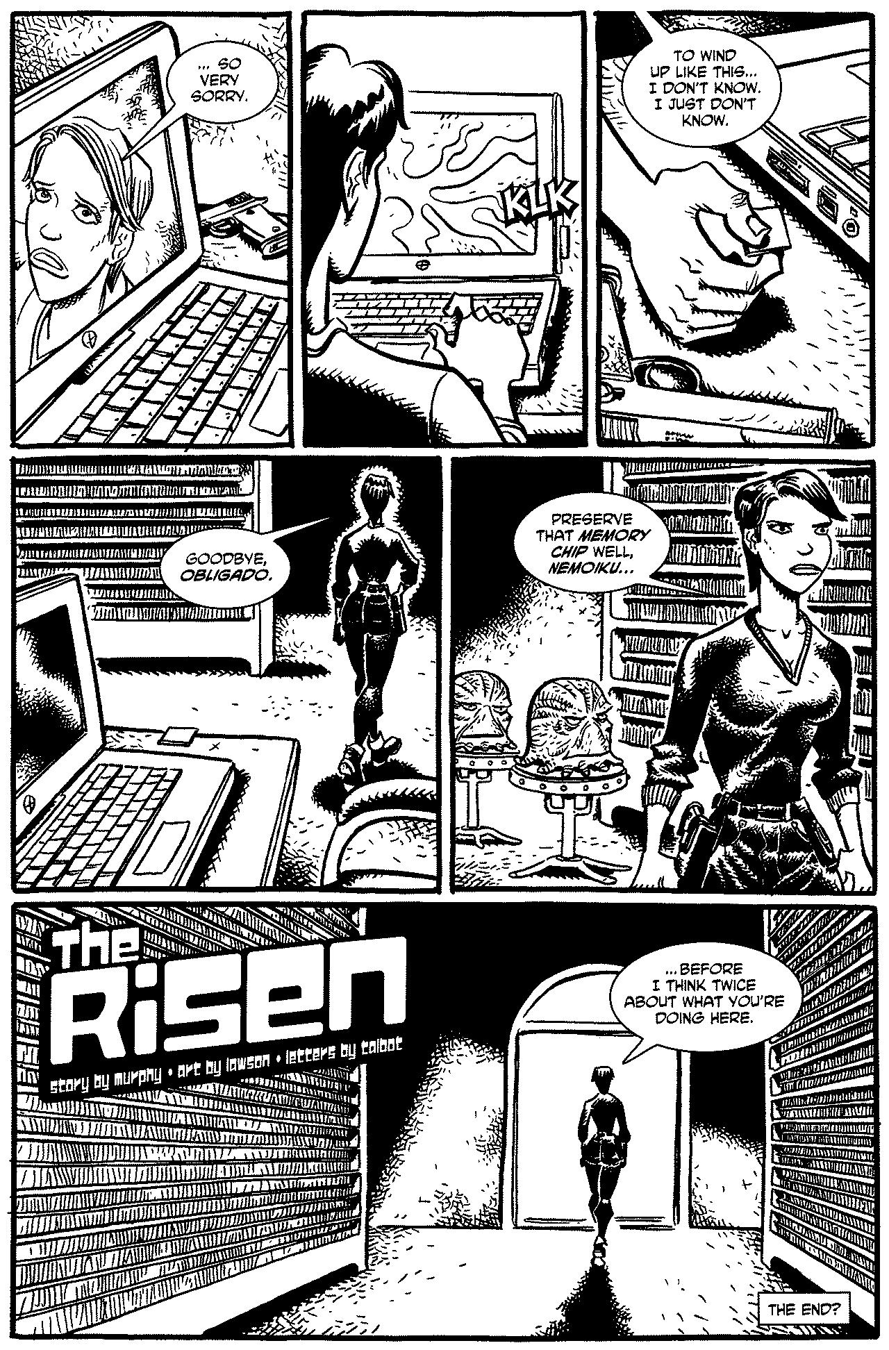 The Risen