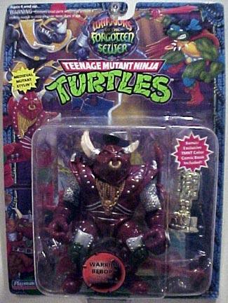 Warrior Bebop (1994 action figure)
