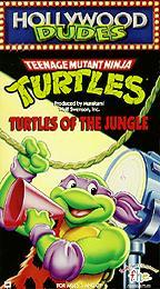 Turtles of the Jungle (home video)
